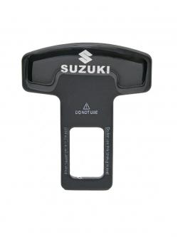 Заглушка ремня безопасности металл с логотипом Suzuki