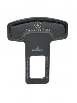 Заглушка ремня безопасности металл с логотипом Mercedes