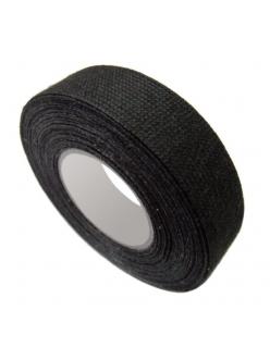 Изолента тканевая черная (19мм х 25м)