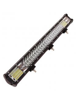 Балка светодиодная Off-Road ближний/дальний, 113*7,5*5,5см, 3*52+2(2*12)LED, 204W, 9-30V