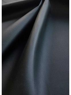 Винилскожа СТРЕЙЧ Черная ширина 1,35м толщина 0,65мм