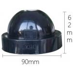Резиновая крышка на фару 90мм (K90)