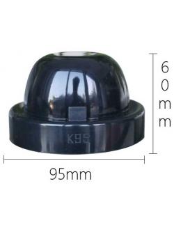Резиновая крышка на фару 95мм (K95)