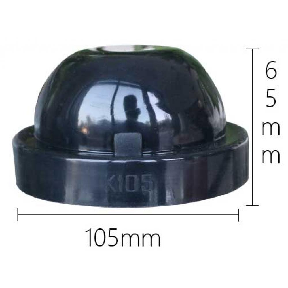 Резиновая крышка на фару 105мм (K105)