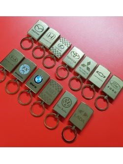 Брелок-зажигалка USB Suzuki