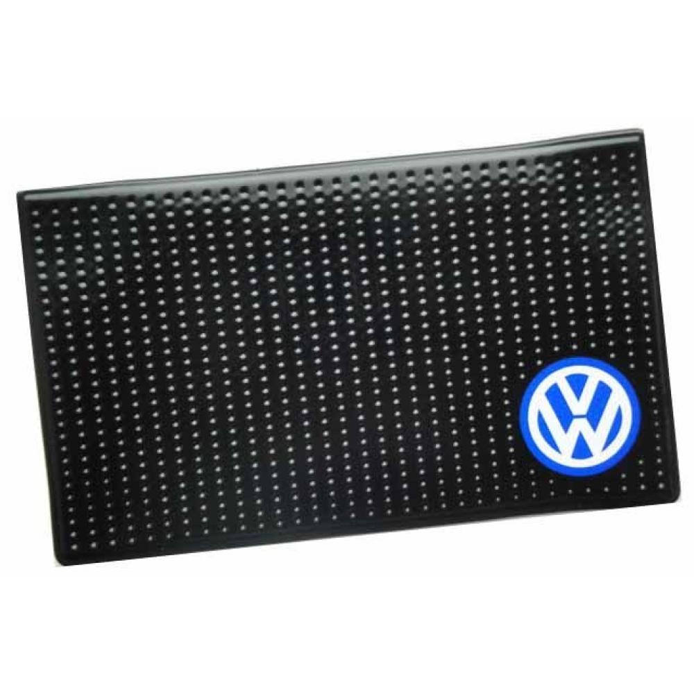 Наноковрик с логотипом 15 х 9 см Volkswagen