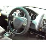Оплетка на руль кожа, черный, р-р 39-40см QSX-17601