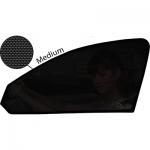 Каркасные шторки Nissan Qashqai 2 2013-... Премиум