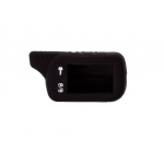 Чехол на пульт сигнализации силиконовый черный TW-9010/9020/9030