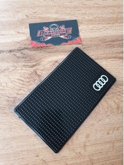 Наноковрик с логотипом 15 х 9 см Audi