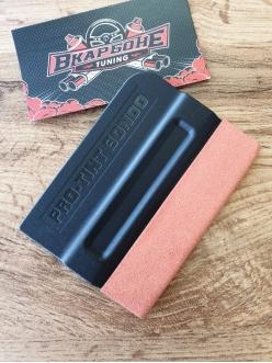 Выгонка черная Pro-Tint с магнитом и накладкой