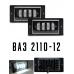 Светодиодные противотуманные фары 2шт Ваз 2110-12