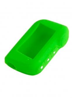 Чехол на пульт сигнализации силиконовый салатовый A93