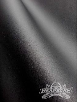 Термокожа (термовинил) Наппа Черная ширина 1,4м толщина 1мм