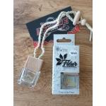 Автопарфюм Fleur (бутылочка с деревян.крышкой) mw1 Tobacco