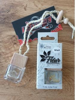 Автопарфюм Fleur (бутылочка с деревян.крышкой) w2 Femme