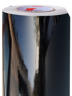 Глянцевая пленка Черная Oracal 970G