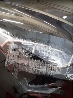 Антигравийная пленка полиуретановая Solarnex Quantum