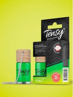 Ароматизатор Tensy  Эксклюзив (бутылочка с деревян.крышкой) Terra