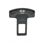 Заглушка ремня безопасности металл с логотипом Lada