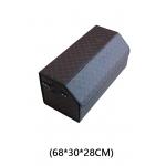 Автобокс в багажник экокожа 68х30х28 HT086