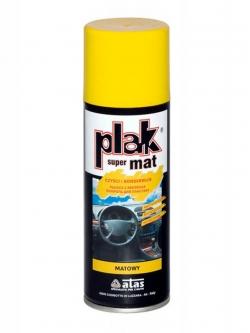 PLAK-Полироль для панели спрей Папайя матовая 200мл
