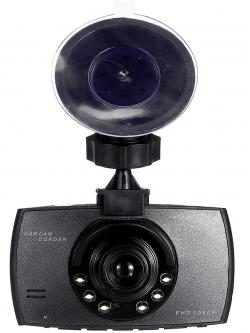 """Видеорегистратор CAR CAMCORDER, HD DVR 1920*1080, экран 2,7""""TFT, G-сенсор"""