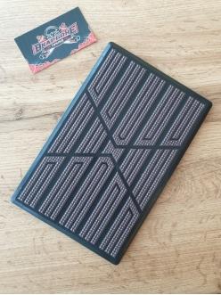 Подпятник полимерный X01 Коричневый