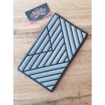 Подпятник полимерный V01 Серый