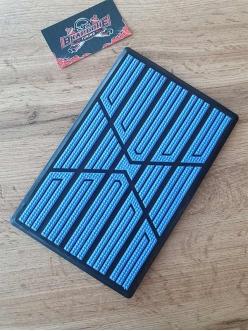 Подпятник полимерный X01 Синий