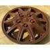 Шоколадная матовая резина, Баллончик 400мл