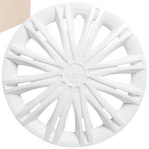Колпаки колесные 13 Скай, белый  4шт