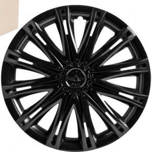 Колпаки колесные 15' Скай, черный глянец,  4шт
