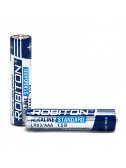 Батарея LR3/AAA Robiton standart