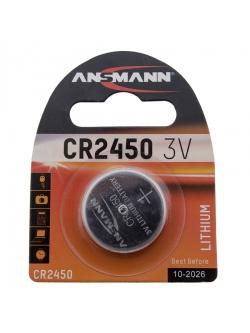 Батарея CR 2450 3V Ansmann