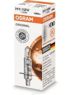 Лампа Osram Н1 12v (55w)