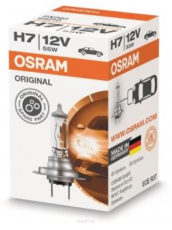 Лампа Osram Н7 12v (55w)