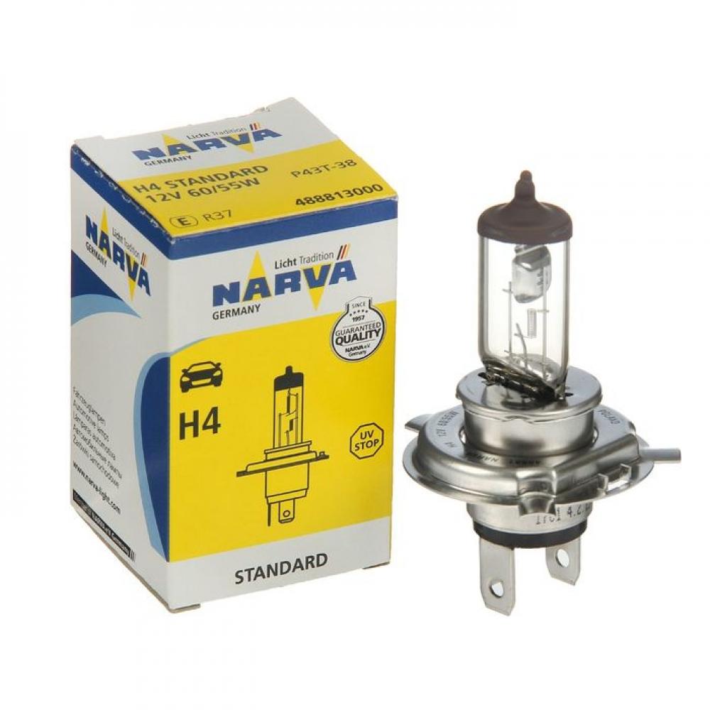 Лампа Narva Н4 12v (60/55w)