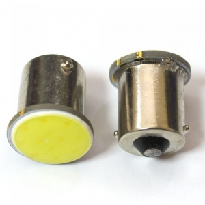 Лампа светодиодная (1 конт) 21w, сплошная заливка, белая (поворот,стоп-сигнал)