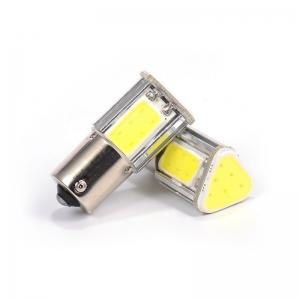 Лампа светодиодная (1 конт) 4COB диода 3w BAY15s (поворот,стоп-сигнал)