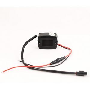 Контроллер (стабилизатор) напряжения для ходовых огней (блок,провода,предохранитель) 12-24v