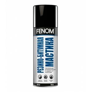Резино-битумная мастика 520мл Fenom