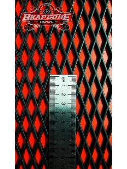 Сетка радиатора пластик Ромб 40х116см