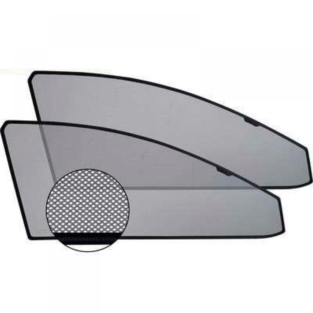Каркасные шторки Hyundai IX 35 2013г рестайлинг на магнитах