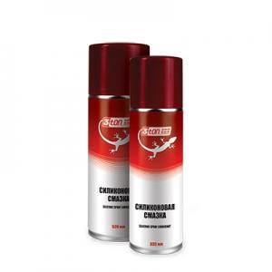 Силиконовая смазка Silicone Spray Lubricant 3ton 520мл