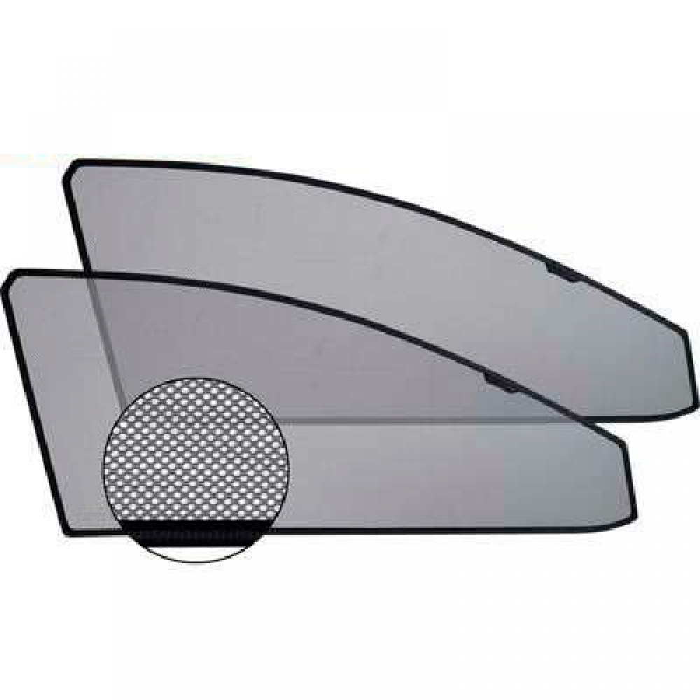 Каркасные шторки Nissan Terrano (2013-...) (Duster)