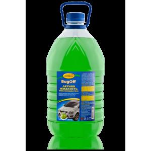 Стеклоомывающая летняя жидкость Bugoff 5л Astrohim