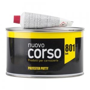 Шпатлевка мягкая + отв. Nuovo Corso 801, 1кг