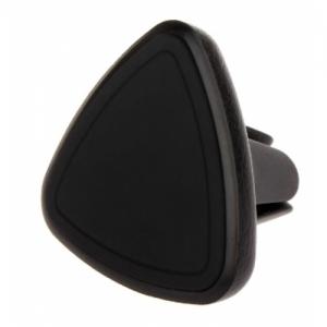 Держатель телефона Магнитный треугольный в дефлектор