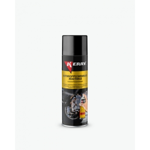 Антикоррозийная битумная мастика 650мл Kerry